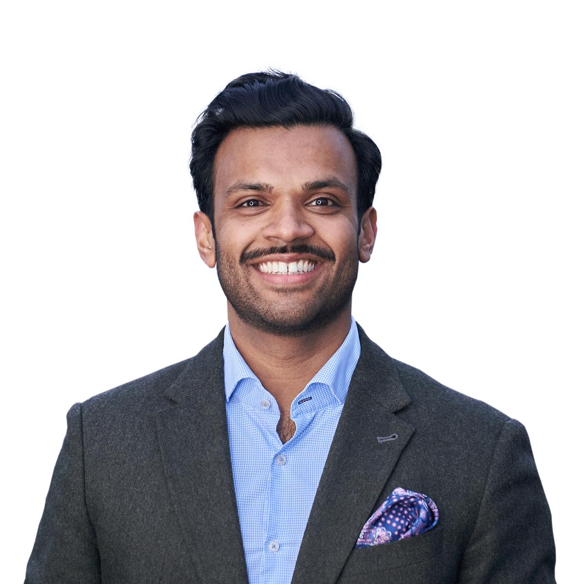 Portrait von Michael Jayasekara